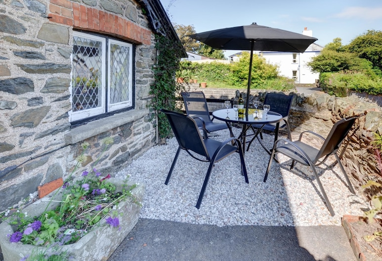 Cosy Cottage in Quiet Setting Nearby Magnificent Beaches of Lynton, Lynton, Balkong
