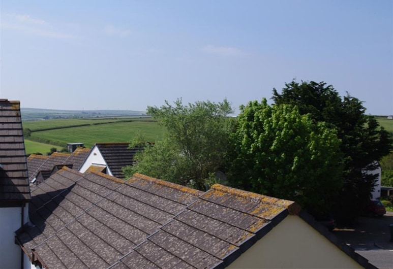 Enchanting Cottage Near the Coast in Cornwall, With Nice Garden and Beautiful Views, Padstow, Балкон
