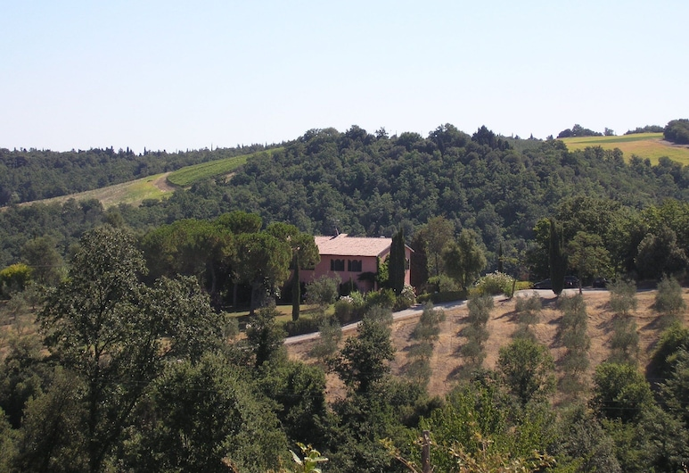 Beautiful Farmhouse With Pool at 500 Meters Altitude, Montaione, Exterior