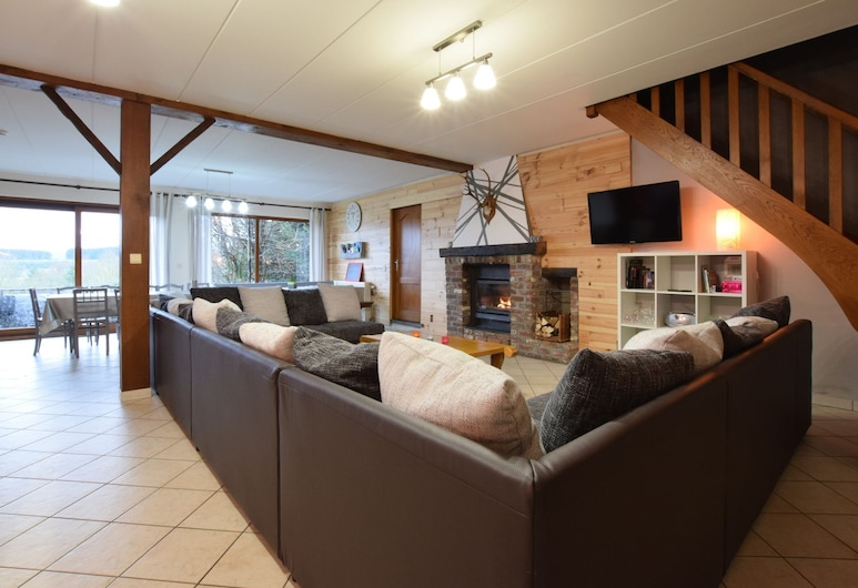 Cottage in a Well-equipped and Comfortable Farmhouse, Marche-en-Famenne, House, Living Room