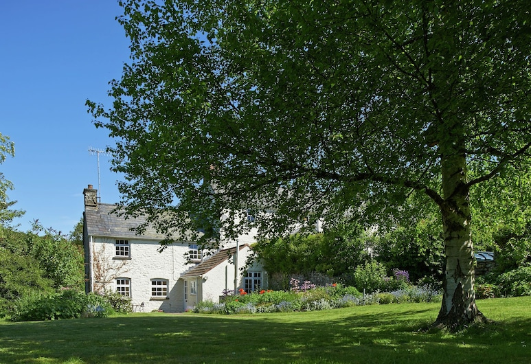 Historic Holiday Home in Llangynidr With Private Garden, Crickhowell, Välisilme