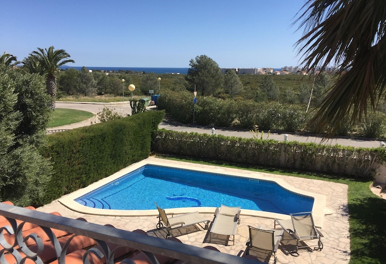 Fantastic Holiday Home for 10 Persons With Private Swimming Pool in Miami Platja, Mont-roig del Camp, Pool
