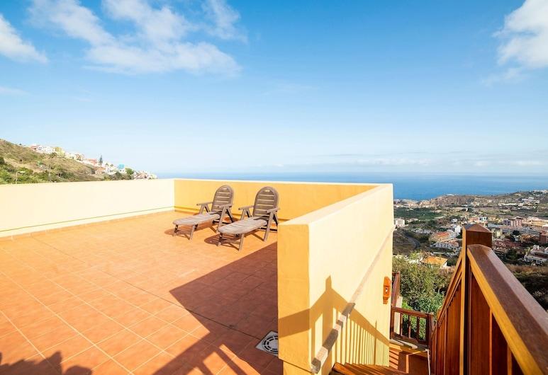 Nature Meets Luxury in Nice Apartment Near Tenerife Coastline, Icod de los Vinos, Balcone