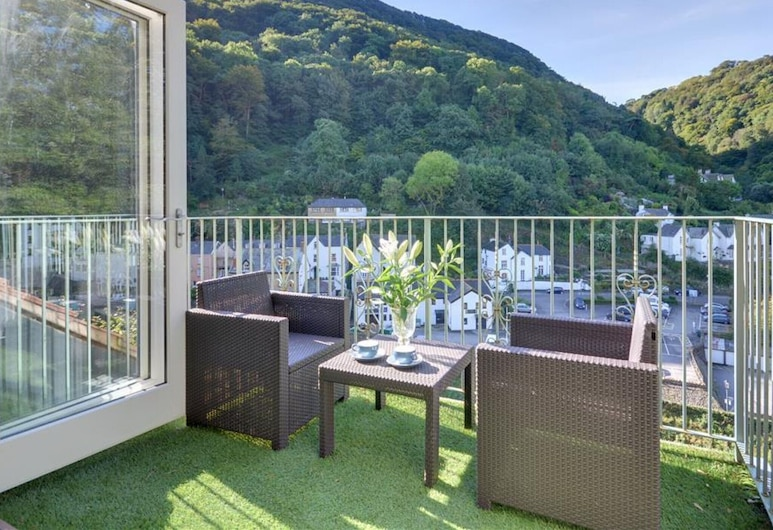 Stunning Waterfront Holiday Home in Exmoor National Park, Lynmouth