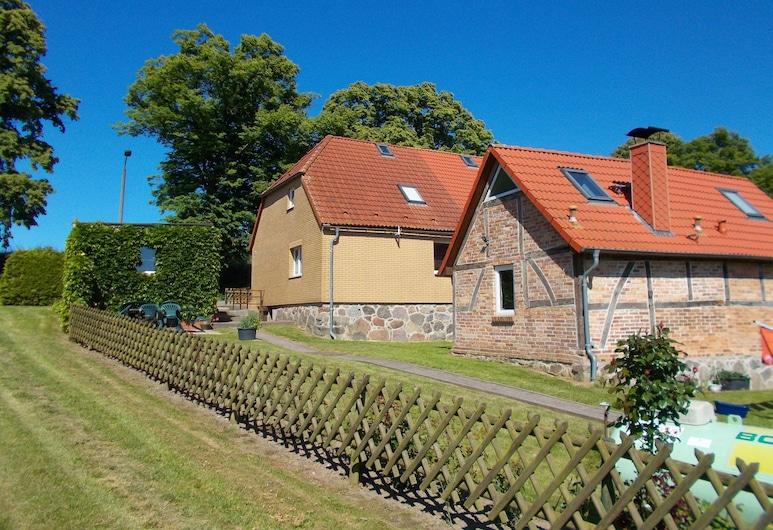 Beautiful Holiday Home in Elmenhorst on Baltic Sea Coast, 卡爾克霍爾斯特, 單棟房屋, 露台