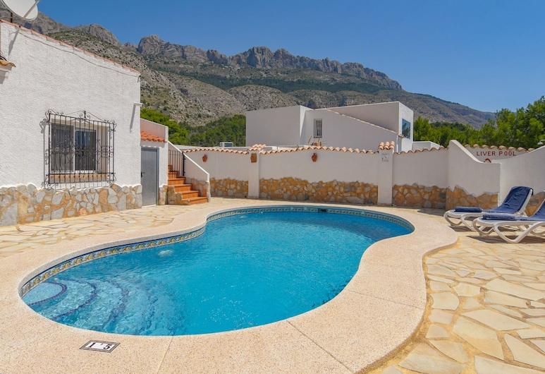 Luxurious Villa in Altea With Private Pool, Altea, Pool