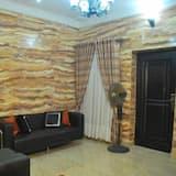 Deluxe suite, 1 slaapkamer, keuken - Zitruimte lobby