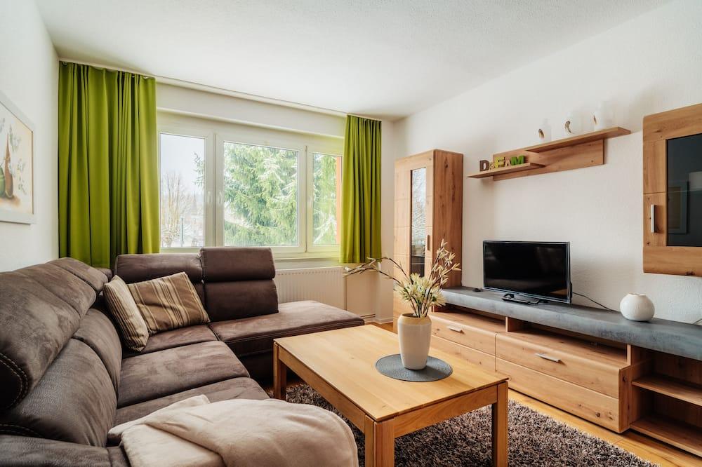 شقة (3) - غرفة معيشة
