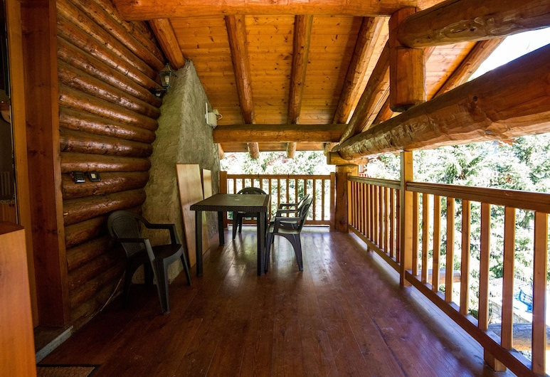 Chalet-village Situated in a Quiet Area, Antey-Saint-Andre, Apartment, Balcony