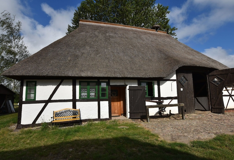 Idyllic Holiday Home in Biendorf Near Forest, Biendorf, Reception