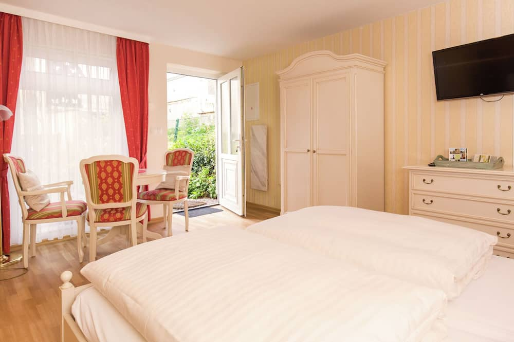 Apartamentai - Svetainė