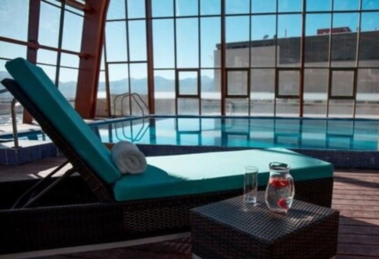 Hotel Alto del Sol Calama, Calama, Innendørs spabad