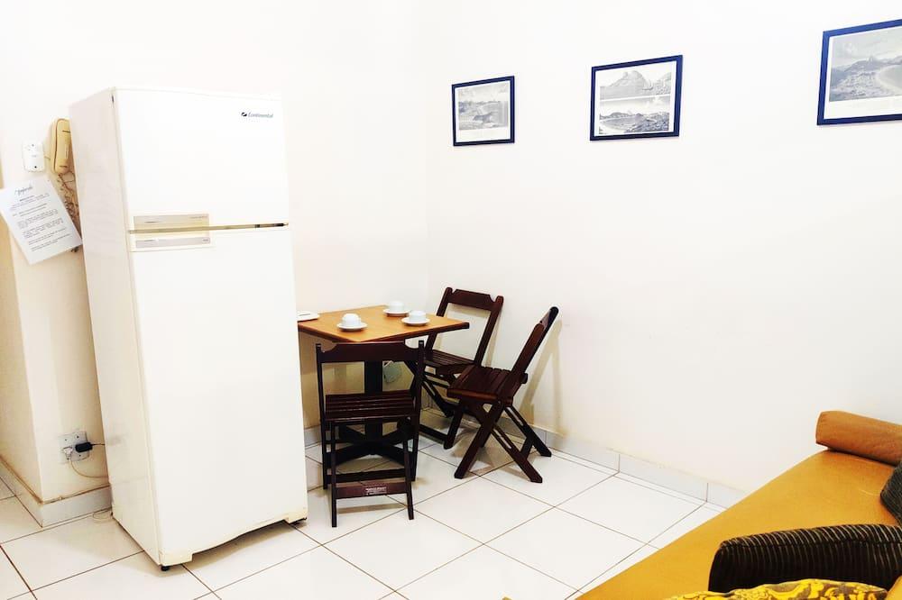 Comfort-huoneisto - Ruokailu omassa huoneessa