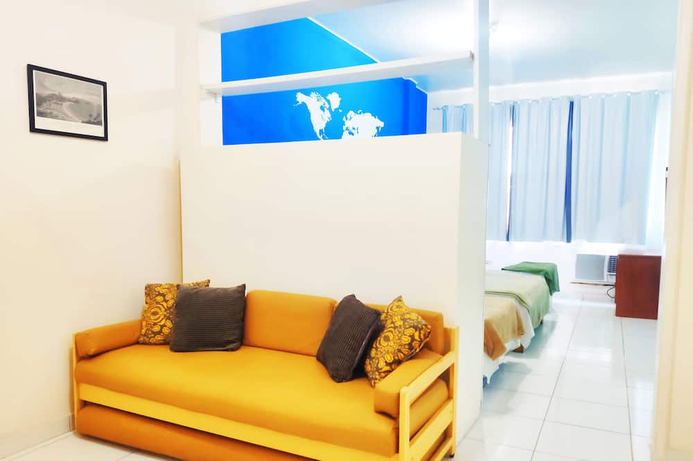 Comfort-huoneisto - Oleskelualue
