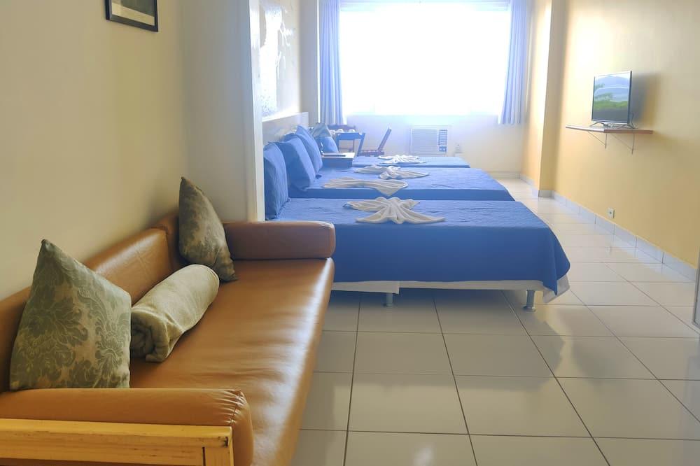 Romantic-huoneisto - Olohuone