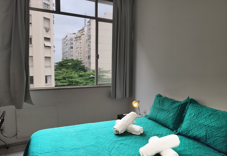 Vista Cristo Redentor - FM604, Río de Janeiro, Departamento Confort, Habitación