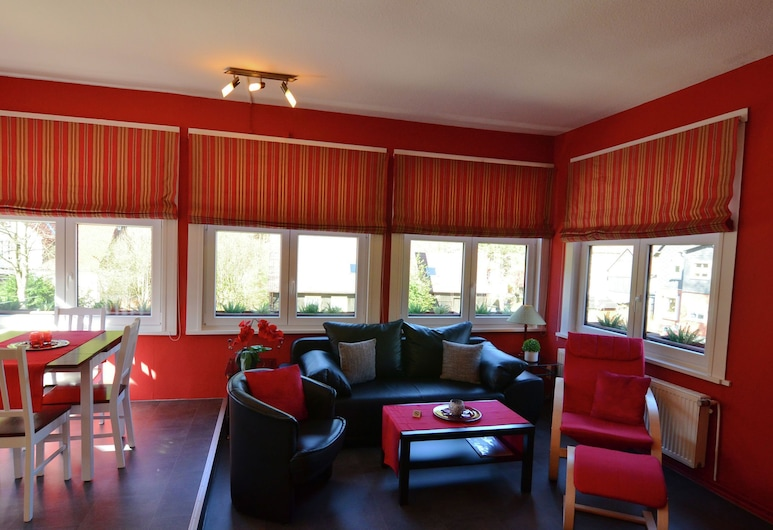 Bright Apartment in Wildemann Near Town Center, Landkreis Goslar