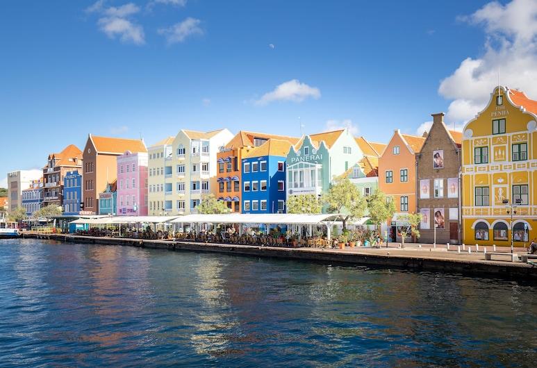 Handelskade Luxury Apartments, Willemstad, Panoramic külaliskorter (2 Bedrooms), Vaade toast