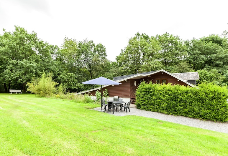 Apartment Situated on a Magnificent Estate, Durbuy, Garden