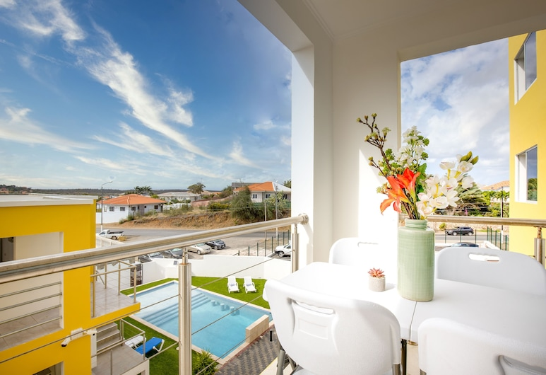Genesis Luxury Apartments, Willemstad, Apartment (2 Bedrooms), View from room