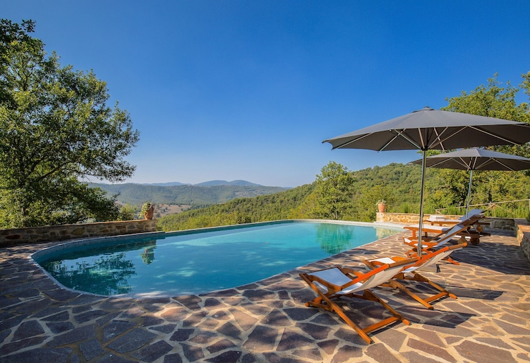 Splendid Villa in Preggio With Swimming Pool, Umbertide