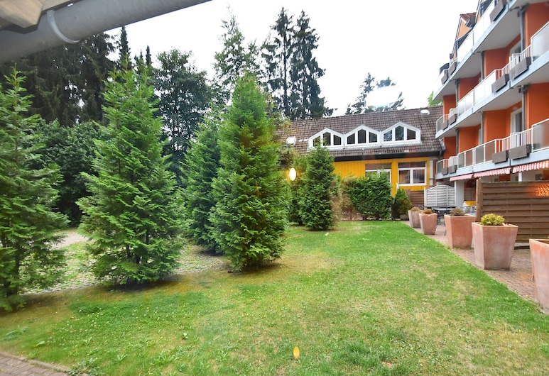 Luxurious Apartment in Hahnenklee With Sauna, Goslar, Puutarha
