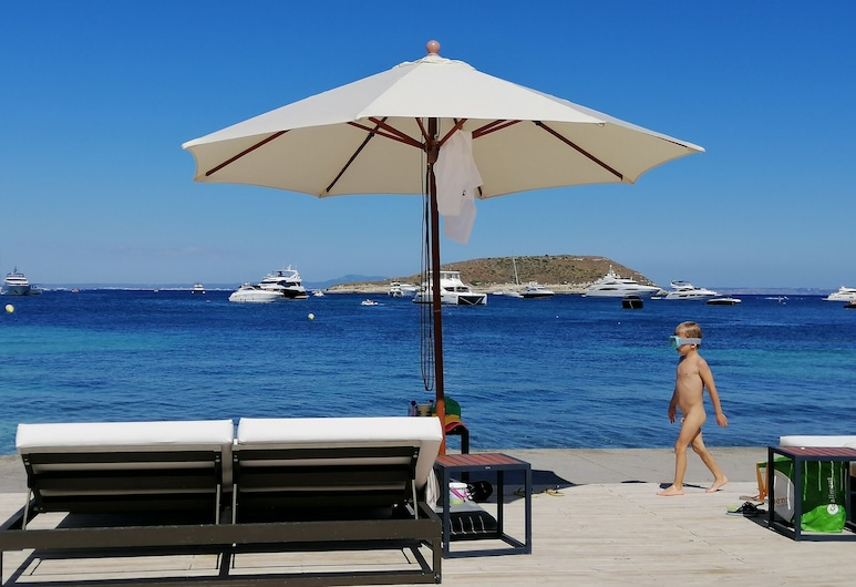 Wavehouse Freedom Blue - First Line Apartment, Calvia, Παραλία