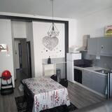 Huoneisto - Olohuone