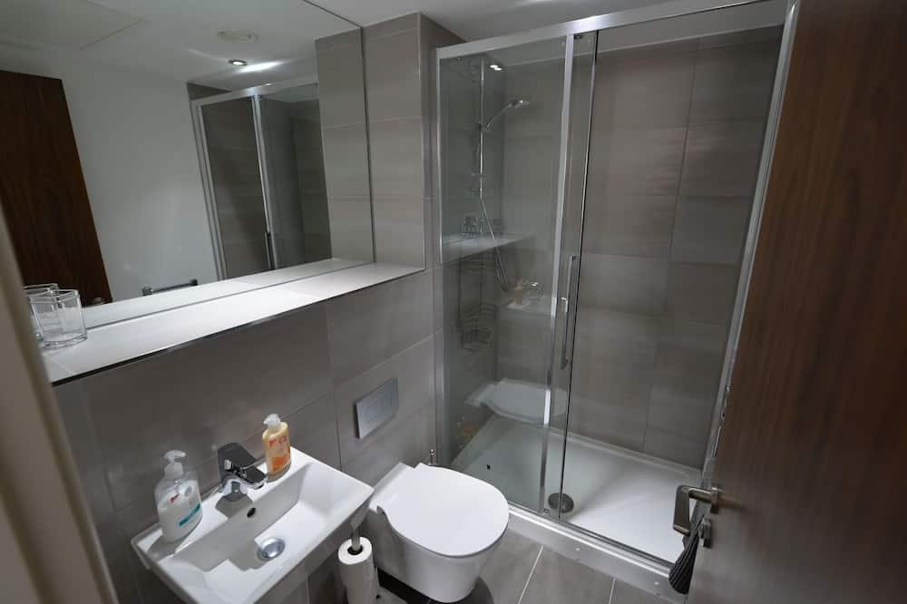 Lejlighed - Badeværelse