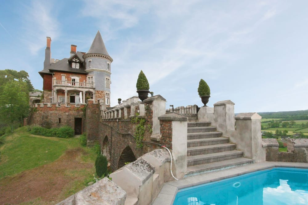 Live Your Dream at This Castle in the City of Spa