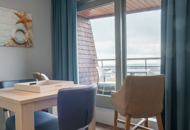 Comfortable Studio in Blankenberge With a View Over the City, Blankenberge, Gastronomie