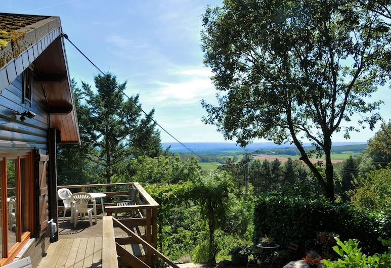 Modern Holiday Home in Durbuy With Garden, Durbuy, Balcony