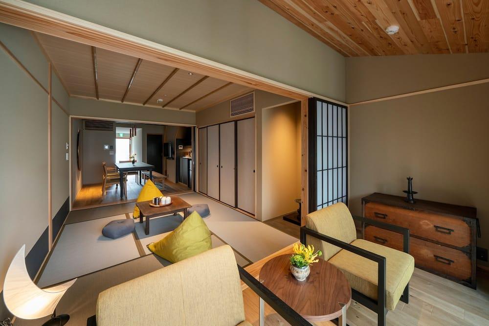 傳統獨棟房屋 (SHIORI) - 客廳