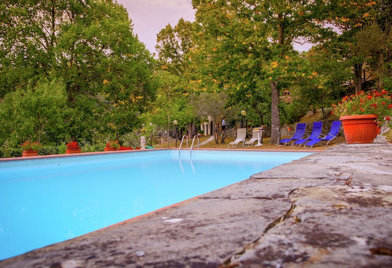 Idyllic Villa in Cortona With Swimming Pool, Cortona, Alberca