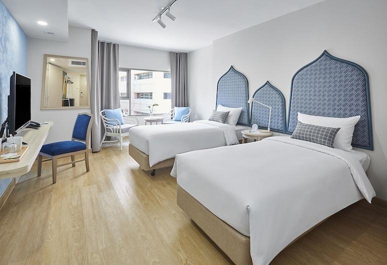 56 スラウォン ホテル, バンコク, Friends Cosy, 部屋