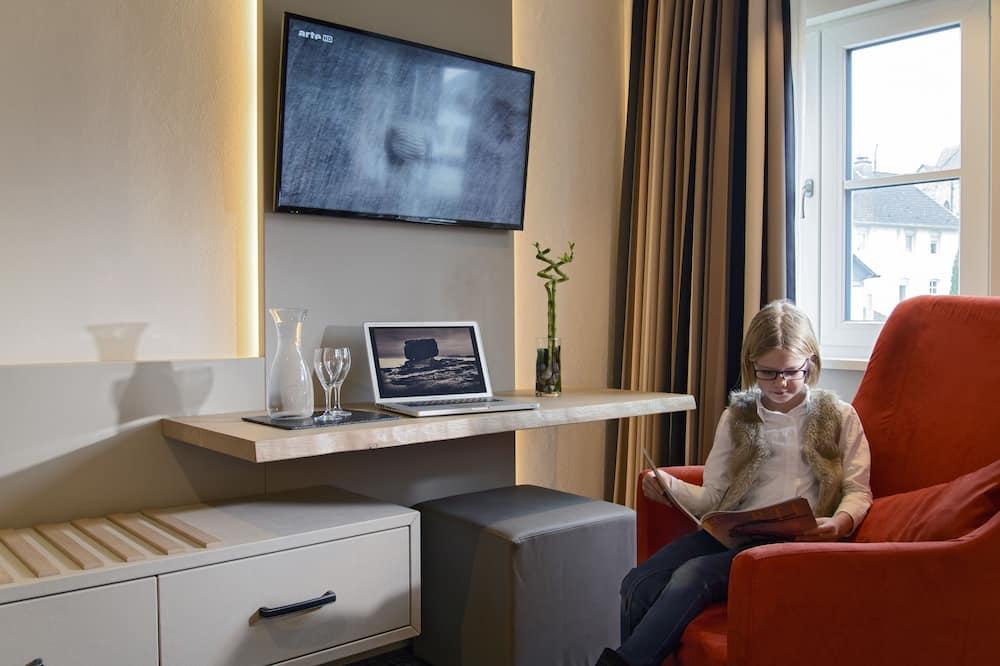 Habitación individual Deluxe - Sala de estar