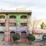 Deluxe Double Room (Green) - Street View