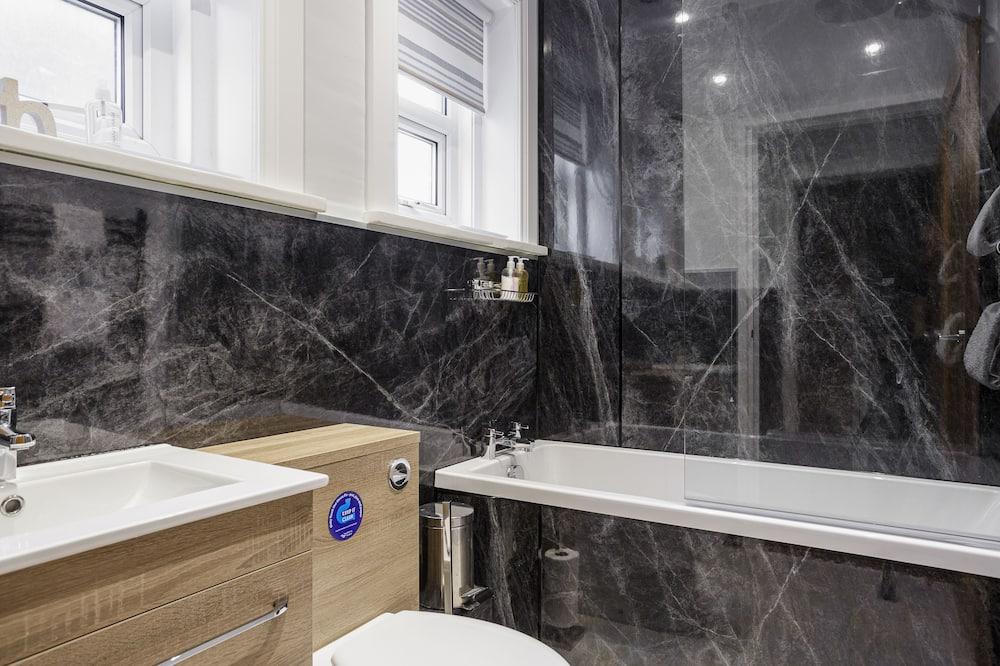 Appartamento, bagno privato, vista città (1 Bedroom Apartment) - Bagno