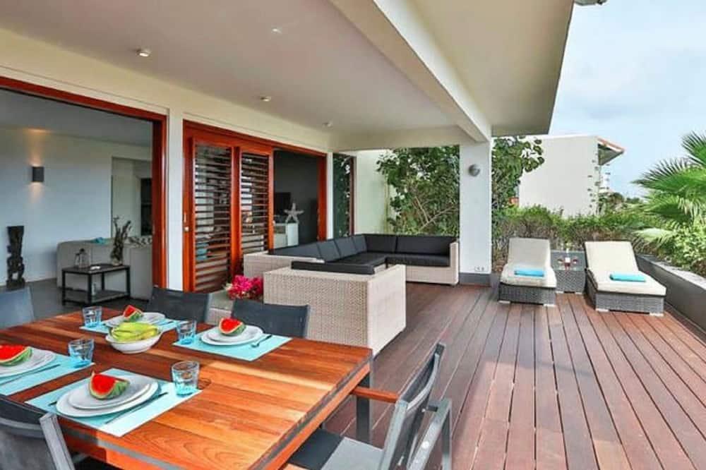 Apartamentai - Balkonas