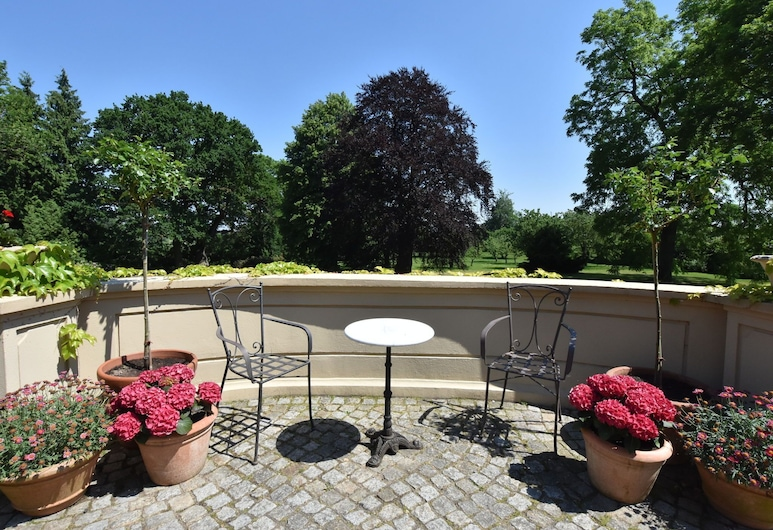 Elite Apartment in Kröpelin With Sauna, Krėpelinas, Balkonas