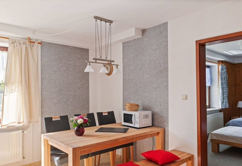Central and Quiet Apartment at the Edge of the Forest, Goslar, Dining