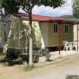 Carefully Furnished Chalet With a Covered Terrace, in Aragon