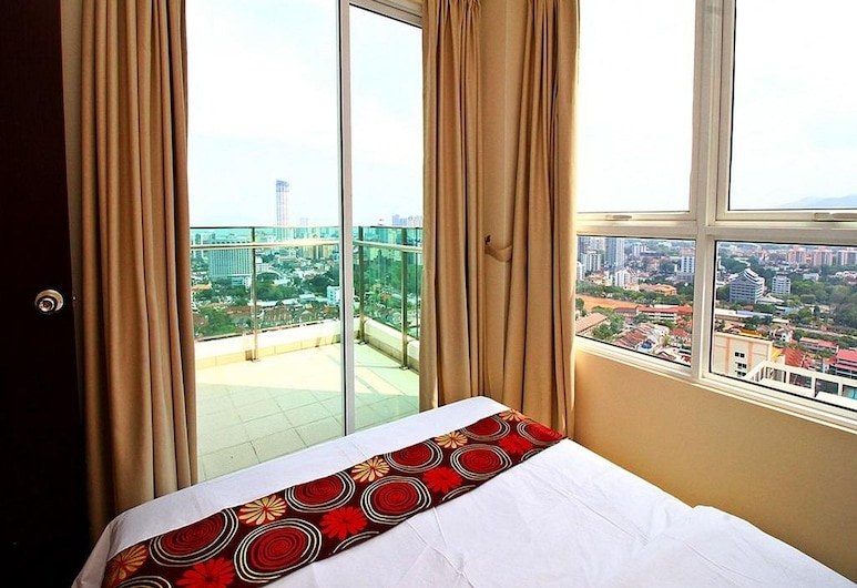 Mansion One Suites, George Town, Chambre, 2 chambres (one bathroom type A), Chambre