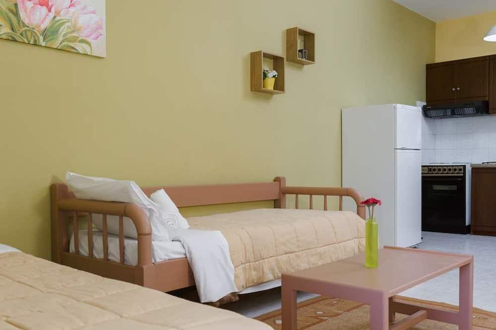 Apartmán typu Comfort, výhľad na more - Obývacie priestory