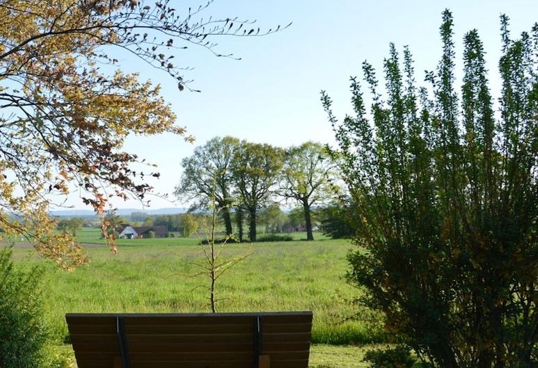 Gasthof Rosengarten, Stemwede, Zahrada