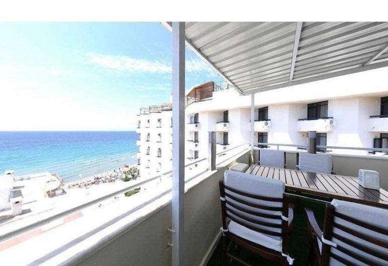 Beach Princess Hotel, Kusadasi, Vista desde el hotel