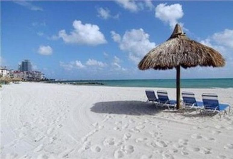 Exclusive Miami Fisher Island 2 Bedroom Apartment 6 Guests, Miami Beach, Pláž