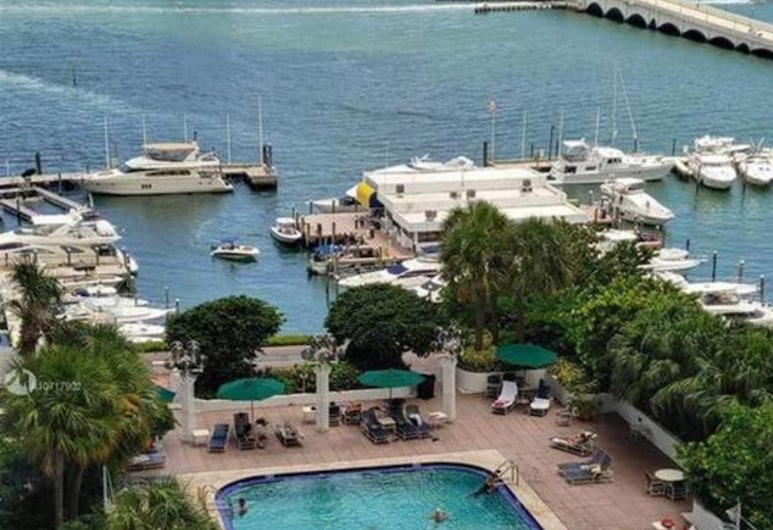 Fantastic Miami Waterfront 2 Bedroom 2 Bathroom Apartment, Miami Beach, Eksterijer
