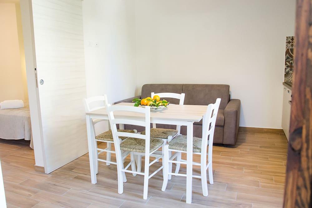 Design Apartment, 1 Bedroom - Tempat Makan dalam Bilik