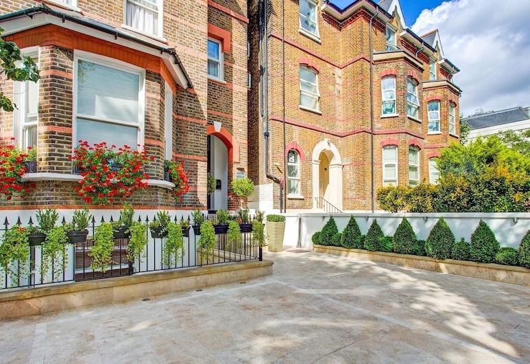 Elegant Apartment in London Near Thames River, Londra, Resepsiyon